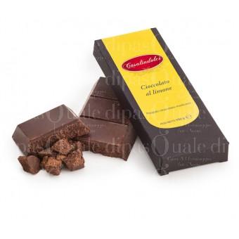 Cioccolato Modicano - Limone