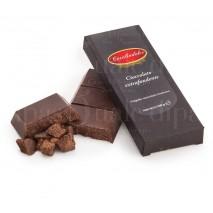 Cioccolato modicano extrafondente