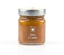 Marmellata Arance e Cannella - BIO